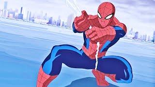 Снежный день c Marvel   Сборник популярных мультфильмов про супергероев для детей и взрослых