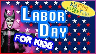 Labor Day for Kids | BOOKS READ ALOUD!
