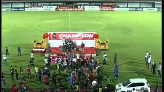 AreMa Cronus Indonesia Juara Bali Island Cup 2015