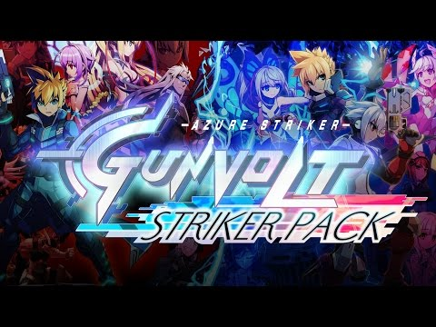 Azure Striker GUNVOLT Striker Pack: 1st Trailer thumbnail