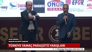 Türkiye yamaç paraşütü yarışları