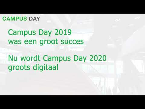 Mirjam Bult (Universiteit Twente) en Stan Gielen (NWO) topsprekers Campus Day 2020