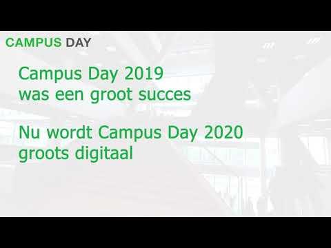 Mirjam Bult (Universiteit Twente) en Stan Gielen (NWO) topsprekers Campus Day 2020