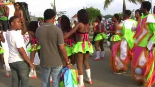 preview picture of video 'Santa Bárbara de Samaná - Karneval'