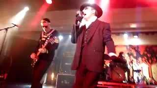 The Damned 'Street Of Dreams'  10.10.15