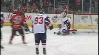 Cyclones vs Wings - February 25, 2012 Highlights