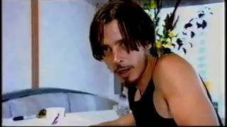 """Chris Cornell explaining the song """"Can't Change Me"""""""