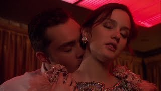 Chuck And Blair At The Bar Mitzvah Gossip Girl 4x22 [HD]
