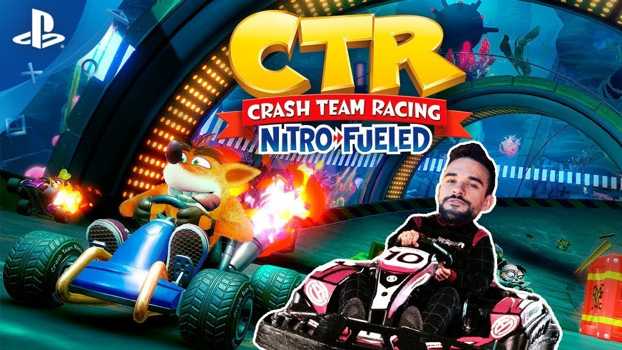 Un primer vistazo en profundidad al Modo Aventura de Crash Team Racing: Nitro-Fueled