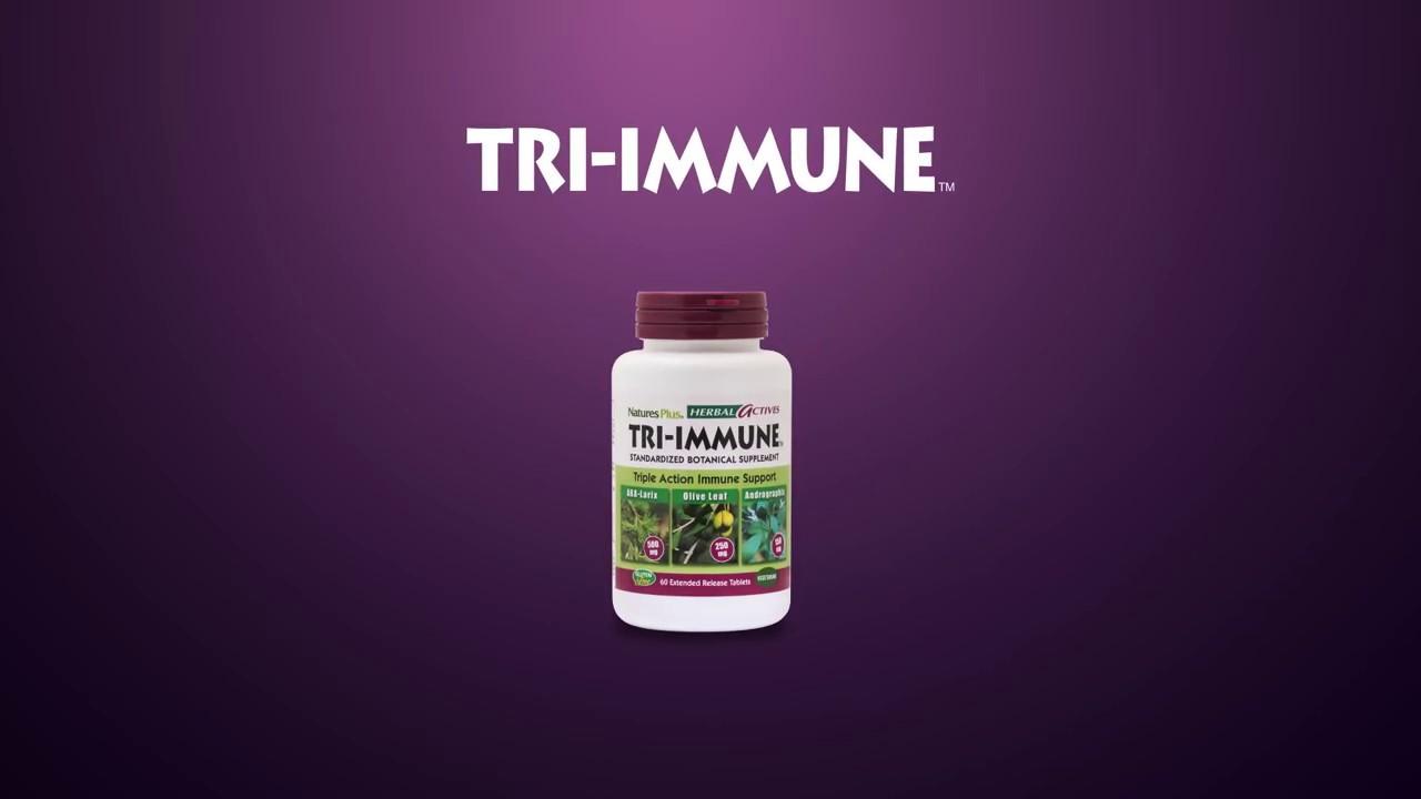Tri-Immune - Triple Action Immune Support