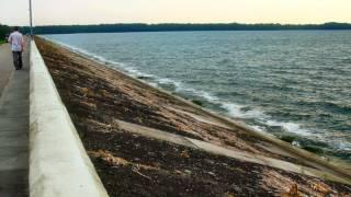preview picture of video 'Goczałkowice. Zbiornik wodny. Dwa oblicza wody.'