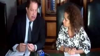 preview picture of video 'Conferencia de prensa embajadora Reynoso en Tacuarembó'