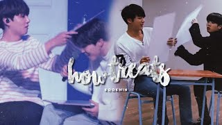 Jikook || Kookmin — How Jungkook treats Jimin #1 | Como Jungkook trata a Jimin ♡