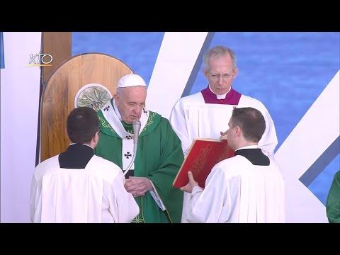 L'appel du pape François : faire cesser les combats en Syrie  - Angelus du 23 février 2020