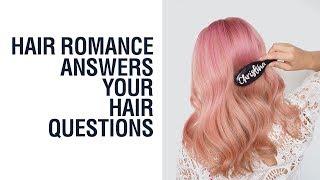 Curl Cream Vs Conditioner - Hair Romance Good Hair Q&A #1