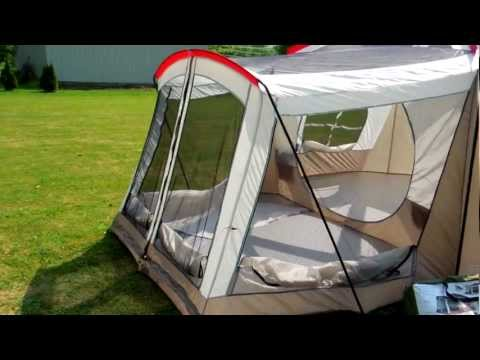 Wenzel Klondike Tent Review (Part 1) 1080P
