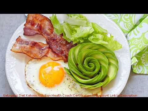 Ketogenic Diet Ketosis Nutrition Health Coach Certification coupon ...