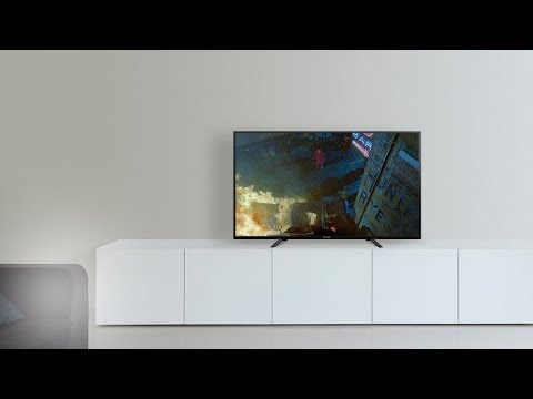Panasonic FS403 HD HDR TV