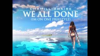 Chamillionaire - We All Done (Im on One Freestyle)