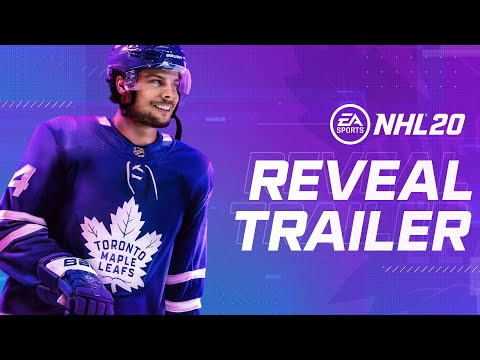 NHL 20 Cover Reveal Trailer ft. Auston Matthews thumbnail