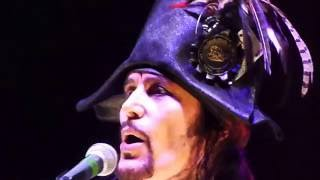 ADAM ANT - Brixton 10th June 2016 - Vive le Rock