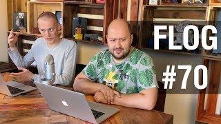 FLOG #70: Реклама в видео, возвращение OnePlus 5 и огромный Q&A