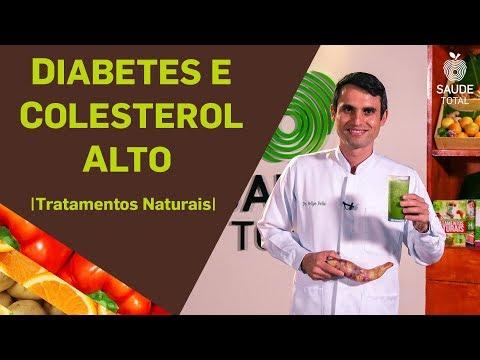 Como controlar o Diabetes e o Colesterol Alto | Tratamentos Naturais | Saúde Total