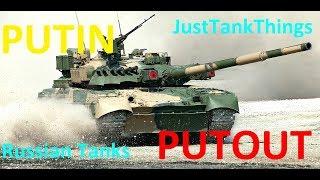 Russian Tanks Putin Putout