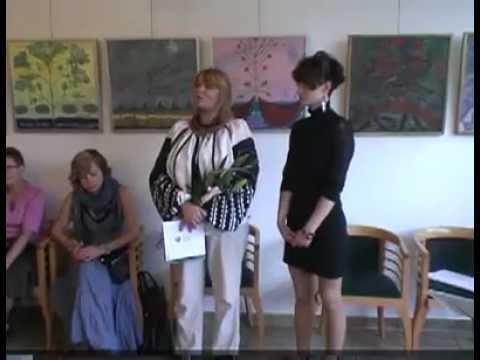 Tetyana Myalkovska Praha. 2011 - YouTube