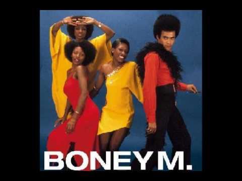 Boney M. - He Was a Steppenwolf