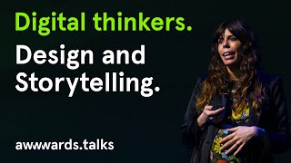 Storytelling With Design Thinking | Creative Director Achtung! Kika Douglas