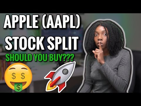 Apple Stock Split – EXPLAINED! (AAPL) Stock Analysis – Should You Buy Before The 4:1 Stock Split