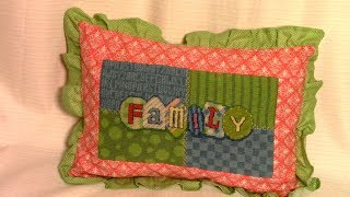 Border For Needlework Picture