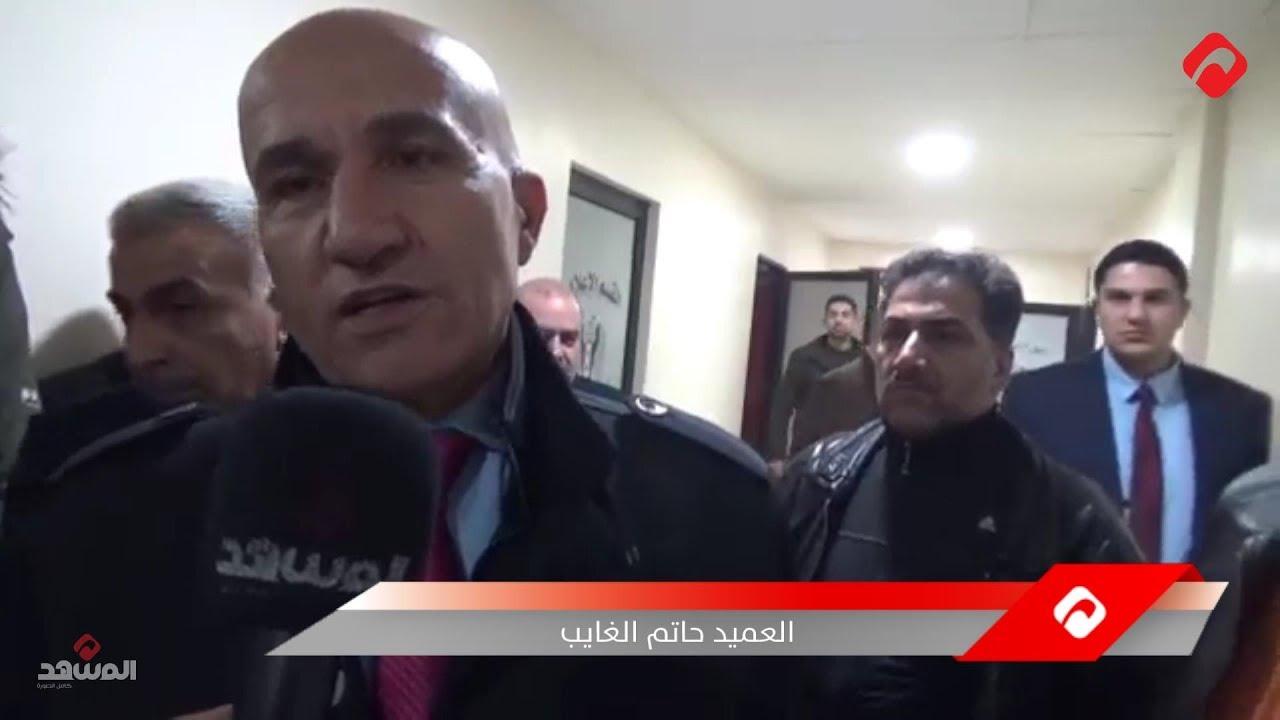 انتخابات اتحاد كرة القدم : العميد حاتم الغايب رئيساً للاتحاد
