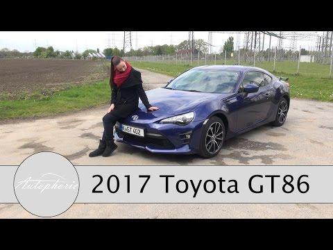 2017 Toyota GT86 Fahrbericht / Einfaches Rezept für viel Fahrspaß dank Heckantrieb - Autophorie