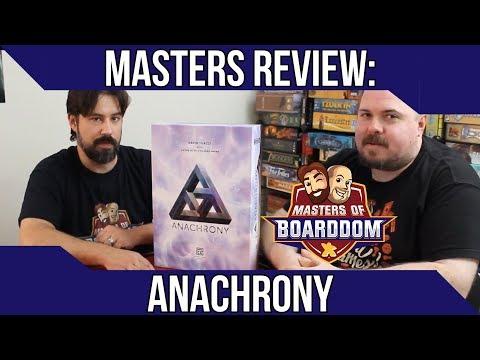 Anachrony Review - Masters of Boarddom