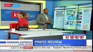 Police raid Jimi Wanjigi