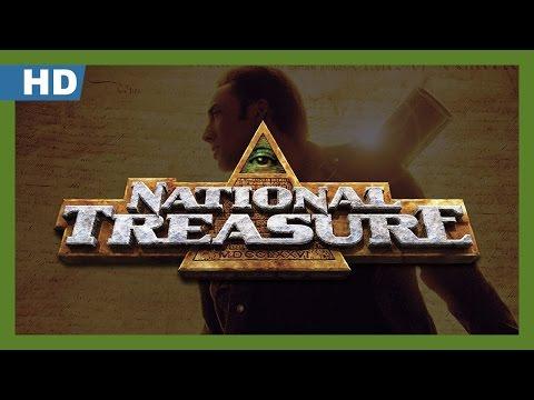 Video trailer för National Treasure (2004) Trailer