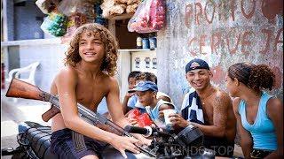5 Favelas Más Peligrosas Del Brasil