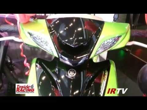 2013 Yamaha Mio 125 MX Walkaround
