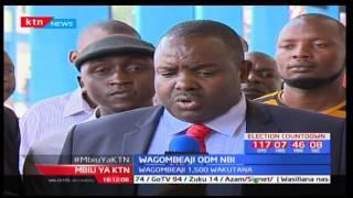 Mbiu ya KTN taarifa kamili - Wagombeaji ODM Nairobi - 12/4/2017 [Sehemu ya Kwanza]