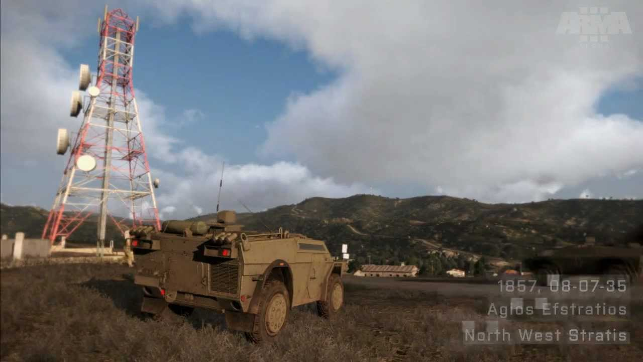 ArmA 3 Still Looks Like 2012's Sexiest War Game