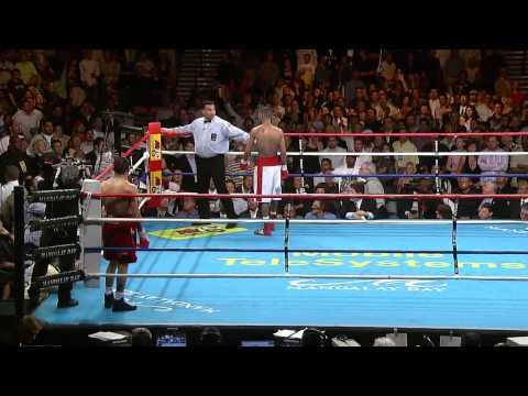 The greatest round in boxing history