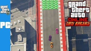 COURSES MINIATUTURES ! (GTA 5 PC Races Funny Moments)