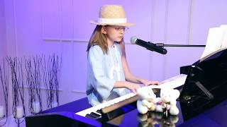 ТРИ ДОРОГИ, ТРИ ПУТИ - ( cover Shodi & интернет-кафе Фортуна) - Виктория Старикова - 9 лет