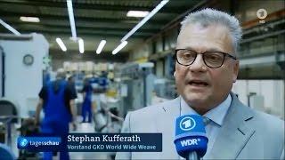 Dr. Stephan Kufferath (GKD) kommentiert Pilotabschluss Tarifeinigung in Metallindustrie