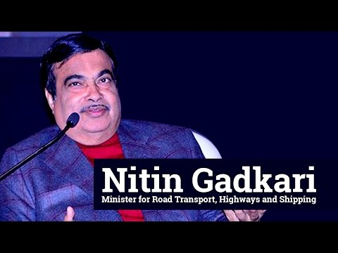 The government is focused on improving transportation infrastructure: Nitin Gadkari