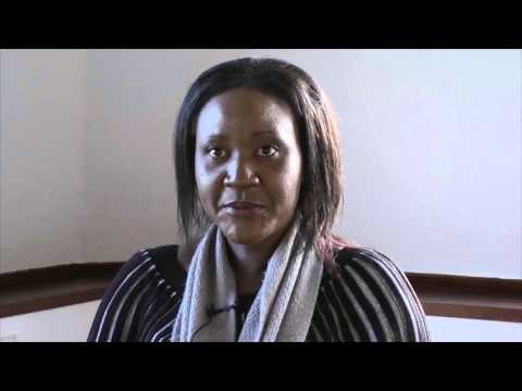 Image of the video: Interview with Dianah Msipa