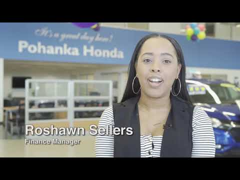 Finance Manager Roshawn Sellers