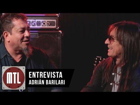 Adrián Barilari video Entrevista MTL - Diciembre 2015